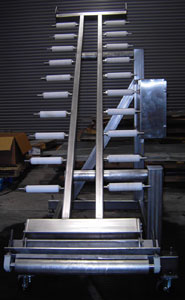 Conveyor - laser operations, machining operations and welding operations
