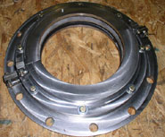 shaft seal - machining operations